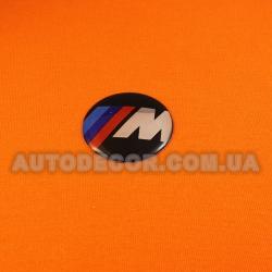 Эмблема BMW M 45 мм на руль