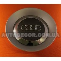 "Колпачки заглушки на литые диски AUDI (150/57/17) ""тарелка"" 8ED601165 (4F0601165B)"