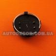 Колпачки заглушки на литые диски AUDI (59/56/7) 4B0 601 170 черные