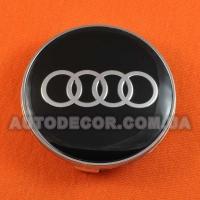 Колпачки заглушки на литые диски Audi (68.5/65/10) 36136783536