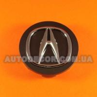 Колпачок заглушка для литых дисков Acura (70/64/12) 44732-TK4-A10 графит