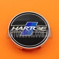 """Колпачки заглушки на литые диски BMW (68.5/65/10) 36136783536 """"HARTGE"""""""