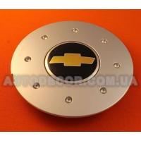"""Колпачки заглушки на литые диски Chevrolet (142/127/14) """"тарелка"""" 5491096"""