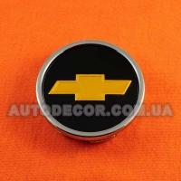 Колпачки заглушки на литые диски Chevrolet (58/53/9) 1GD601149