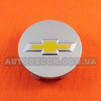 Колпачки заглушки на литые диски Chevrolet (59/55-54/10) XFL-005