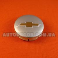 Колпачки заглушки на литые диски Chevrolet (63/60/10) C3003K63