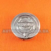 Колпачки заглушки на литые диски Chrysler (54/45/14) хром