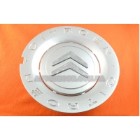 """Колпачки заглушки на литые диски Citroen (158/112-114/18) """"тарелка"""" 8054K159, 9650263980"""