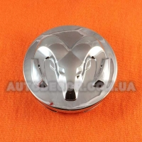 Колпачки заглушки на литые диски Dodge (63/56/14) 1LB72TRMAA хром