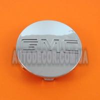 Колпачки заглушки на литые диски GMC (84/78/14) Y14010 хром