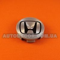 """Колпачки заглушки на литые диски Honda (58/56/11) 08w14-sel-7000-a3 """"фреза"""""""