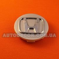 Колпачки заглушки на литые диски Honda (69/64/11) 08w40-swn-9000-02-1 серебро