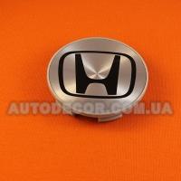 """Колпачки заглушки на литые диски Honda (69/64/12) 44732-S9A-A00 """"фреза"""""""