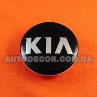 Колпачки заглушки на литые диски KIA (58/49/11) new