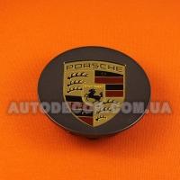 Колпачки заглушки на литые диски Porsche (77/59/14)....5 601 149 графит