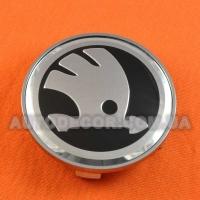 Колпачки заглушки на литые диски Skoda (68.5/65/10) 36136783536 для дисков BMW