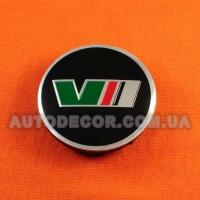 Колпачки заглушки на литые диски Skoda (56/52/7) V 5JA601151A