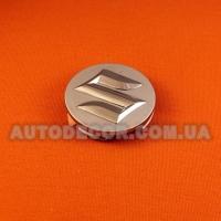 Колпачки заглушки на литые диски Suzuki (54/51/8)