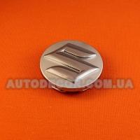 Колпачки заглушки на литые диски Suzuki (58/52/8)