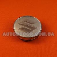 Колпачки заглушки на литые диски Suzuki (60/56/10) MC60N101
