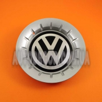 Колпачки заглушки на литые диски Volkswagen (138/50/13) 6QD601149