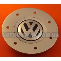 Колпачки заглушки на литые диски Volkswagen (143/50/16) C7072K143 7 отверстий