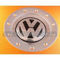 Колпачки заглушки на литые диски Volkswagen (154/58/16) 3BD 601 149A 11 отверстий