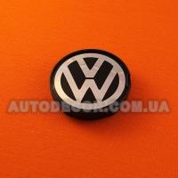 Колпачки заглушки на литые диски Volkswagen (55/52/7) 6N0 601 171