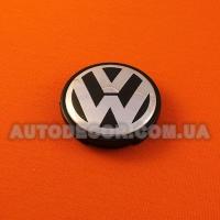 Колпачки заглушки на литые диски Volkswagen (56/52/7) 1J0 601 171