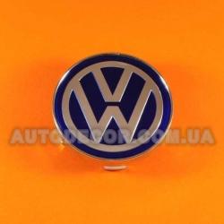 Колпачки заглушки на литые диски Volkswagen (60/56/10) MC60N101 синий