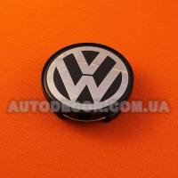 Колпачки заглушки на литые диски Volkswagen (63/56/12) 7D0601165, 7M7601165