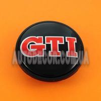 Колпачки заглушки на литые диски Volkswagen (65/56/12) 3B7601171 GTI