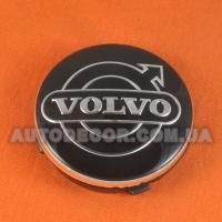 Колпачки заглушки на литые диски Volvo (64/61/10) 3546923